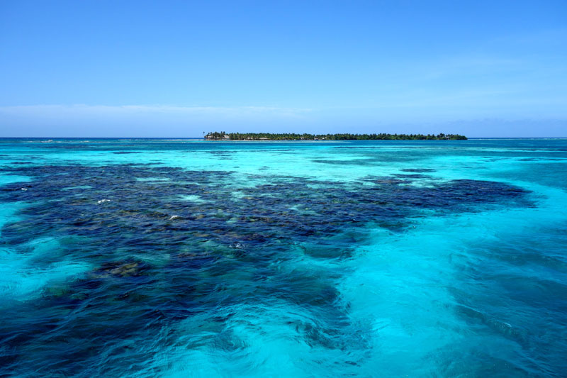 Spectacular rebirth of Belize's coral reefs threatened by tourism and development
