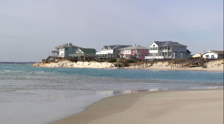 East Coast of the USA is slowly sinking into the sea, study shows