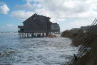 Surrendering to rising seas