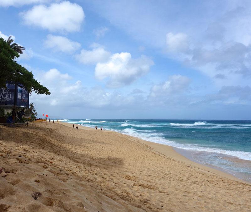Authorities seek fixes to unprecedented erosion at Sunset Beach, Oahu