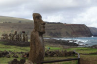 Rapa Nui's Stone Statues and Marine Resources Face Threats from Climate Change