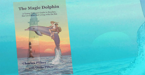 The Magic Dolphin; A Book By Charles O. Pilkey With Orrin H. Pilkey