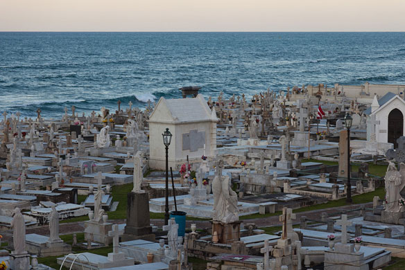 Our coastal cemeteries are falling into the sea; By Orrin H. Pilkey & William J. Neal