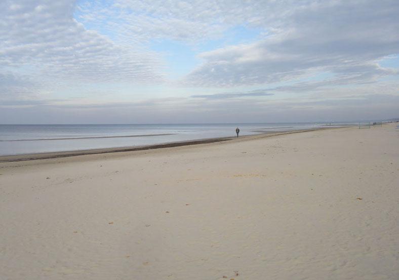The Baltic Sea as a time machine