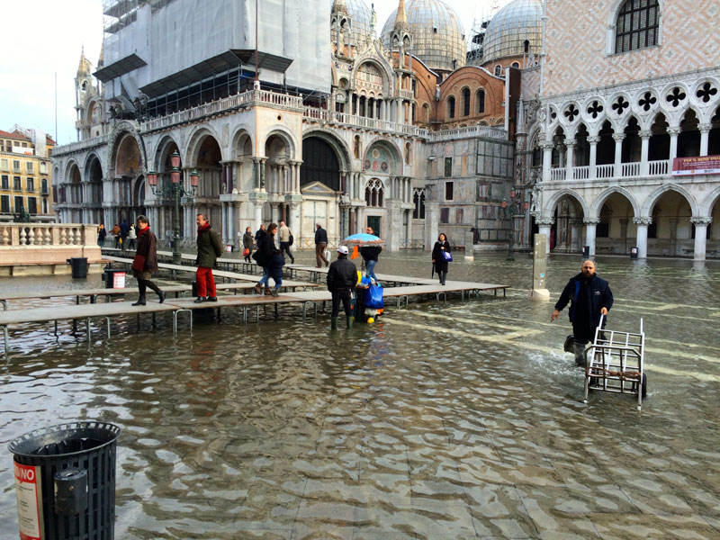 Flooding in Venice could be preview of things to come for coastal cities