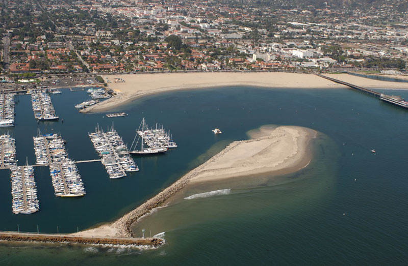 California's Coastal Harbors, Beach Compartments and Sand Dredging; By Gary Griggs