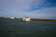 """""""A place in crisis"""": Author documents life on disappearing Tangier Island"""