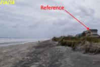 Hurricane Florence – Preliminary Assessment for Bogue Banks Oceanfront (9/16/18)