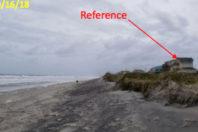 Hurricane Florence – Preliminary Assessment for Bogue Banks Oceanfront (9/16/18)