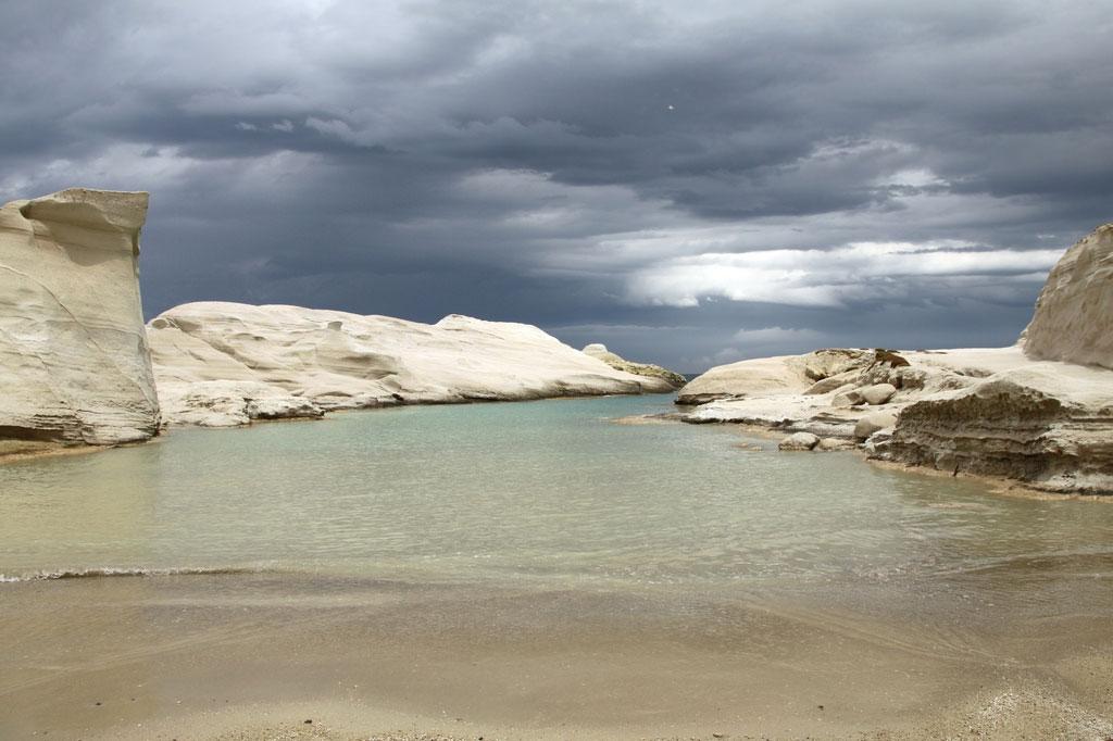 Best beaches on Milos, Greece