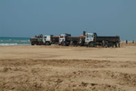 Sierra Leone: Beaches under attack from sand miners