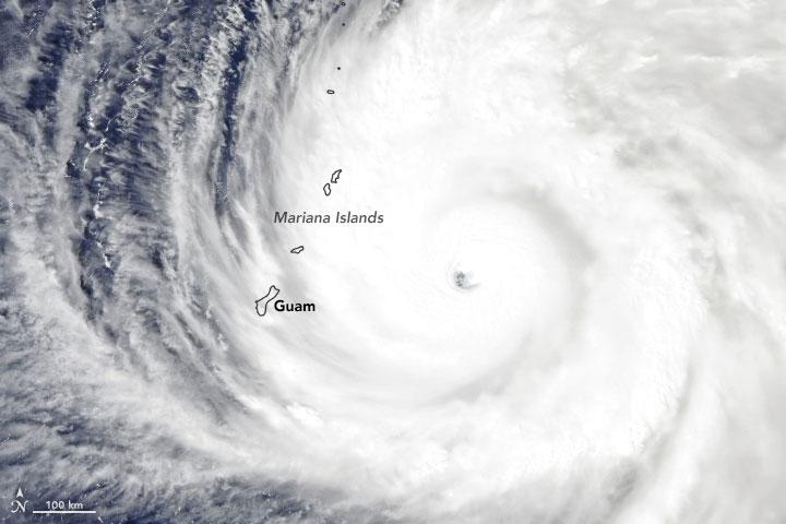 Emergency declared in typhoon-ravaged Northern Mariana