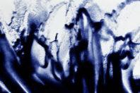Midnight Blue – a sand art animation, by David Myriam