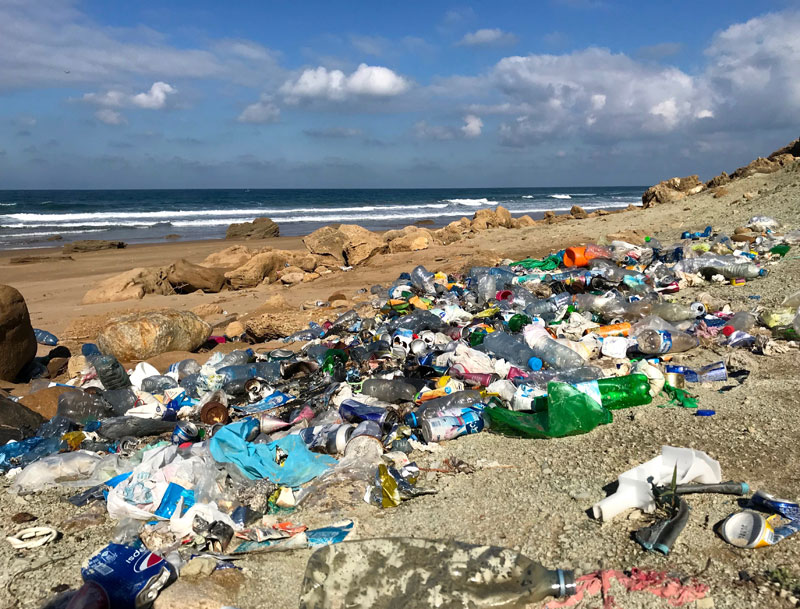 A world drowning in plastic pollution: Breaking the Plastic Wave