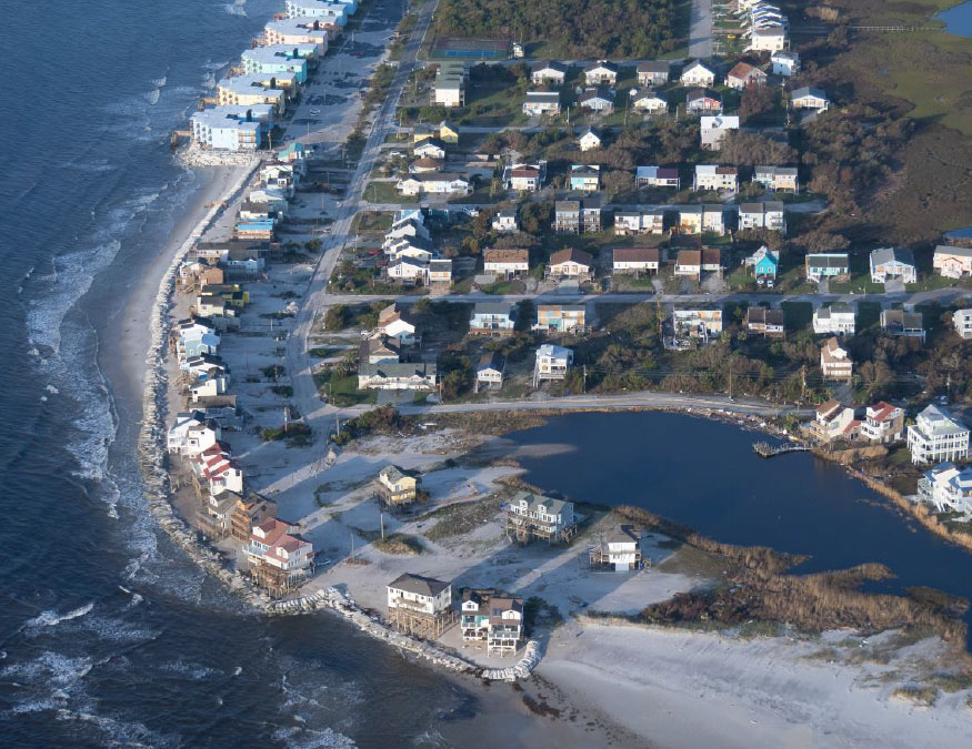 As SC island homes fall into ocean, owners behind them wonder if they're next