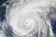 Ferocious typhoon leaves as many as 33 dead, floods over 1,000 homes in Japan