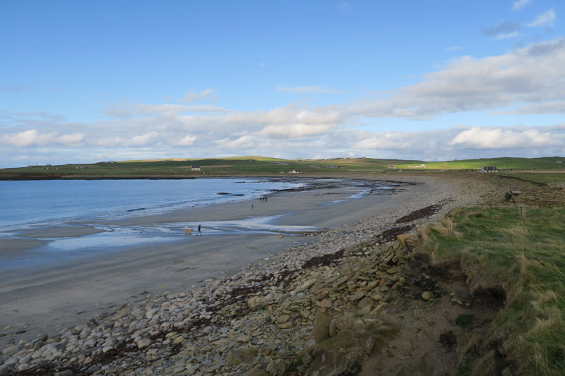 Skara Brae Beach, Scotland: Thoughts on the Short and Long of Sea-Level Rise; By William J. Neal