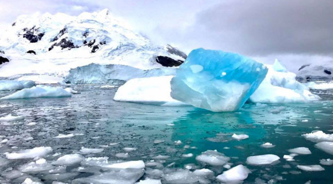 Antarctic ice sheets could be at greater risk of melting than previously thought
