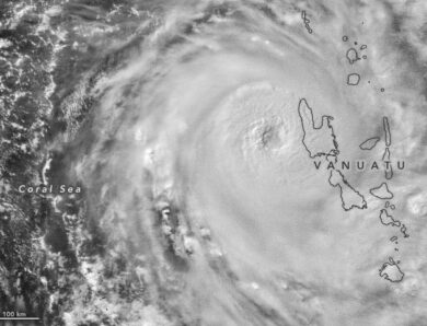 Category 5 tropical cyclone wreaked havoc on Vanuatu