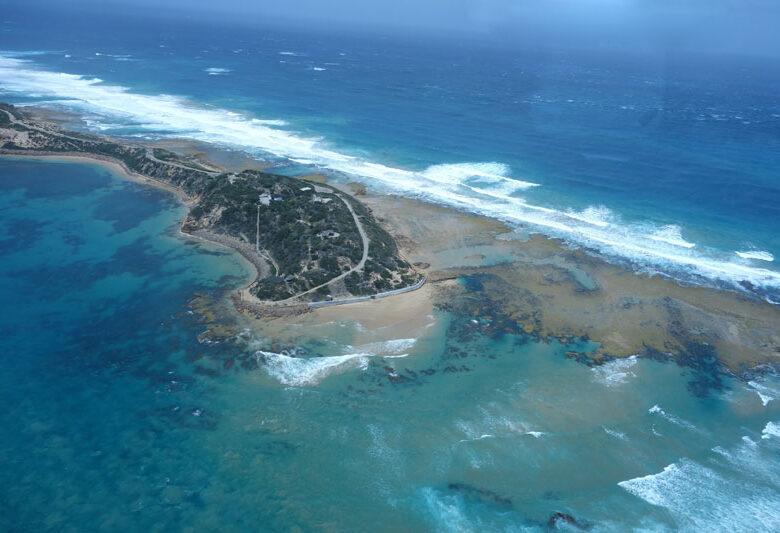 Scientists discover unusual underwater rivers along Australia's coastline