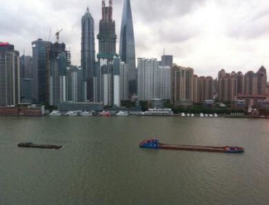 Global warming and illegal land reclamation add to severe floods in China