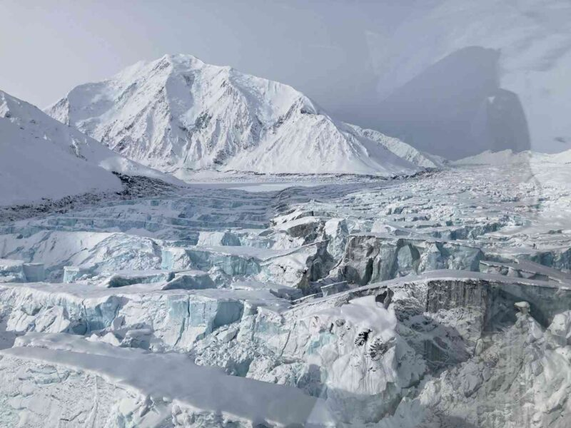 This Glacier in Alaska Is Moving 100 Times Faster Than Normal